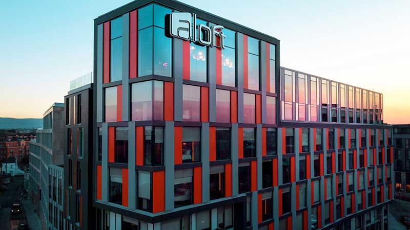 Το Aloft Dublin City είναι πλέον γεγονός!