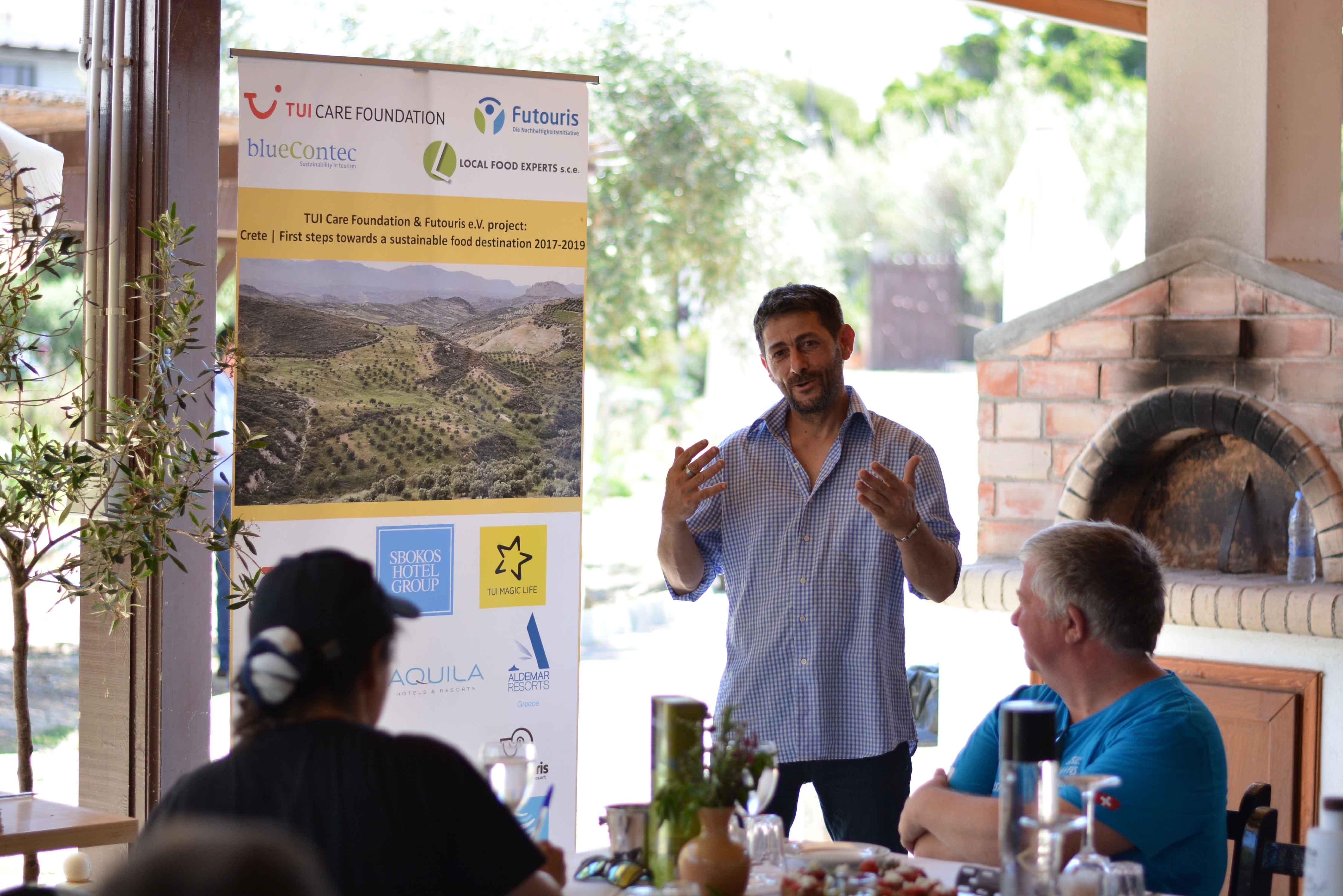 Η Βιώσιμη Ανάπτυξη και η Υποστήριξη των τοπικών κοινωνιών στο επίκεντρο του Creta Maris Beach Resort