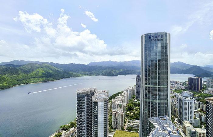 Το νέο ξενοδοχείο Hyatt Regency Shenzhen Yantian ανοίγει στο Ανατολικό Shenzhen