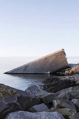 Υποθαλάσσιο Εστιατόριο Vo4:  Under Norway, Το 1ο υποθαλάσσιο εστιατόριο της Ευρώπης!