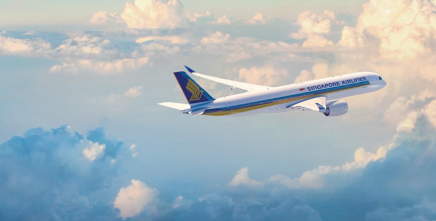 Το νέο Υπερσύγχρονο A350-900 της SINGAPORE AIRLINES εντάσσεται στο δρομολόγιο Κων/πολη- Σιγκαπούρη