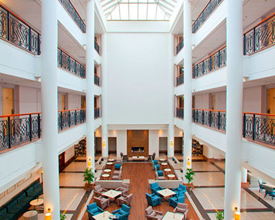 Το Hilton Park μετονομάζεται σε Hilton Nicosia