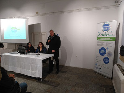Με επιτυχία ολοκληρώθηκε η εκδήλωση-workshop για το μοντέλο ConsumelessMed στην Αίγινα