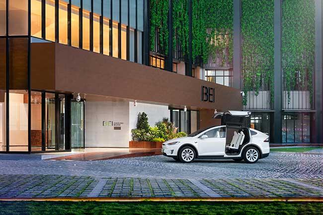 BEI Zhaolong Hotel, Beijing: Τεχνολογικά στοιχεία pop art υιοθετούν το πνεύμα της επερχόμενης γενιάς