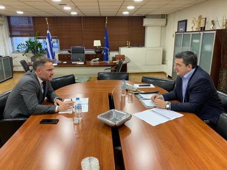 Στρατηγική συνεργασία ΕΝΠΕ και ΞΕΕ