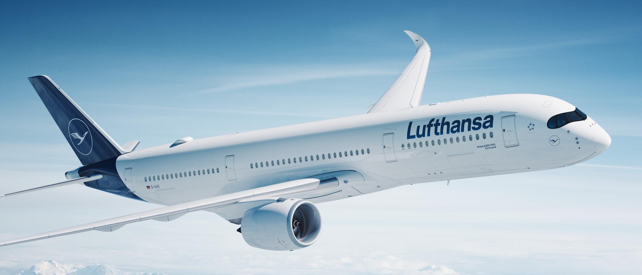Η Lufthansa ανακοινώνει την έναρξη νέου απευθείας δρομολογίου για Θεσσαλονίκη από το Μόναχο για τον χειμώνα 2020