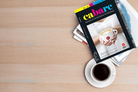 Διαβάστε το CABARE Magazine –Τεύχος Χειμώνας 2020!