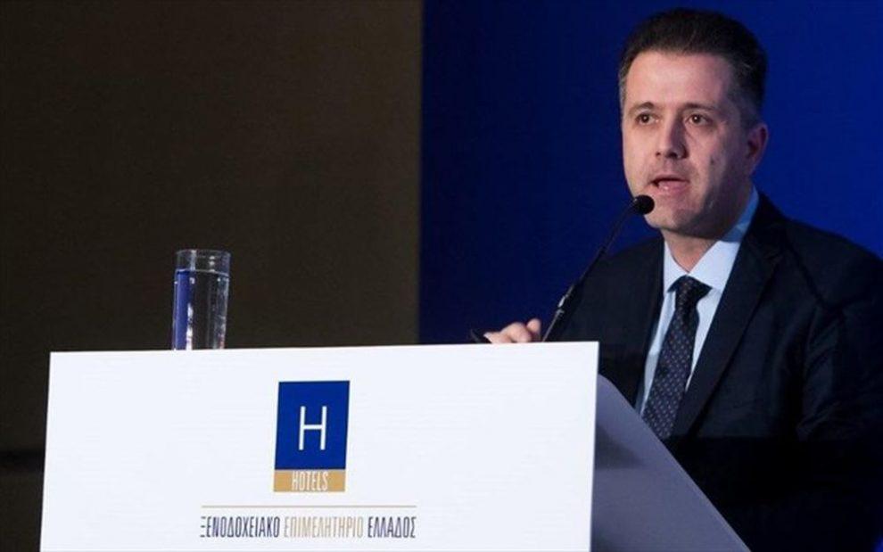 Γρ.Τάσιος: Ενισχύουμε το λόγο και το ρόλο της ελληνικής περιφέρειας