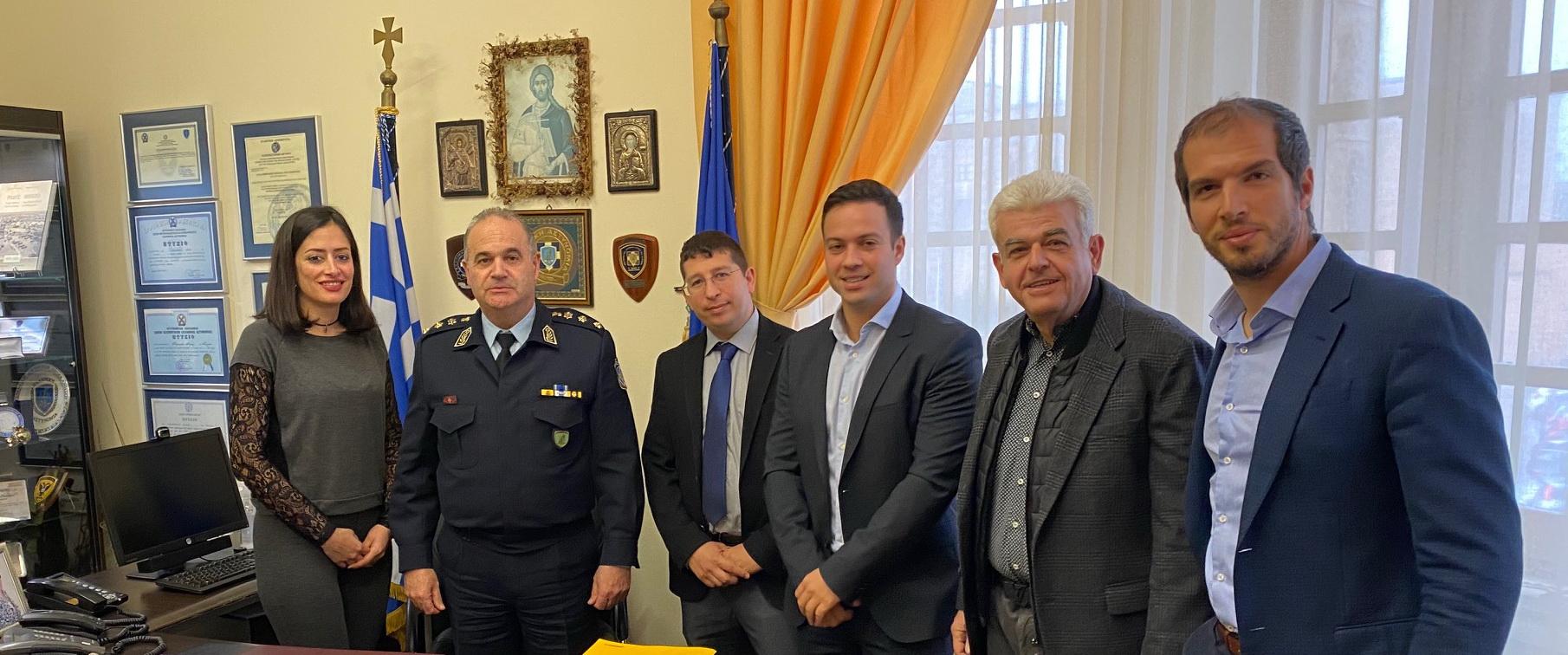 ΕΞΡ: Να ενισχυθεί η αστυνόμευση στις πλέον τουριστικές περιοχές της Ρόδου