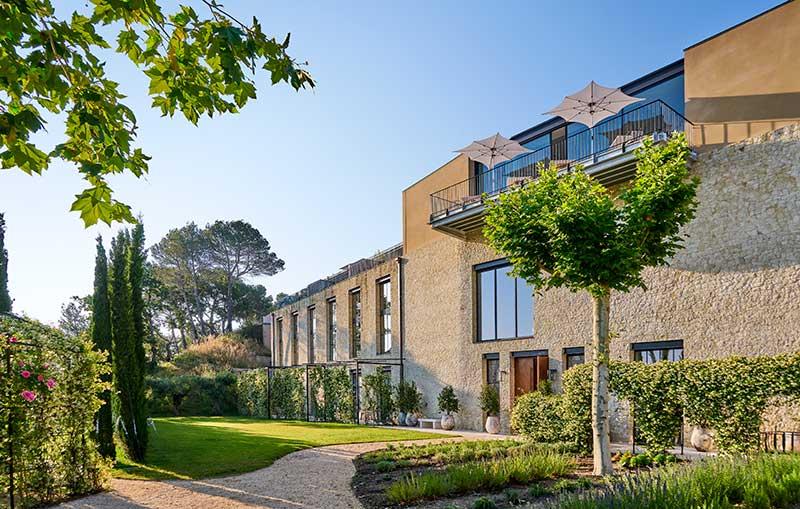Το Villa La Coste βρίσκεται στο κέντρο ενός διεθνούς προορισμού τέχνης, αρχιτεκτονικής και φυσικής ομορφιάς