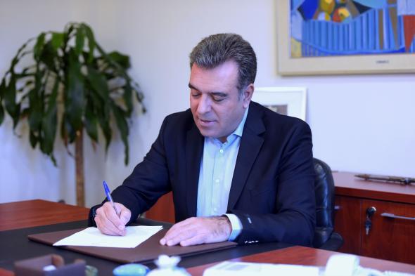 Εκπαίδευση εξ' αποστάσεως για τις δομές εκπαίδευσης του Υπουργείου Τουρισμού