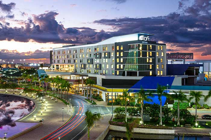 Το πρώτο Aloft Hotel by Marriott στην Καραϊβική στην πρωτεύουσα του Πουέρτο Ρίκο