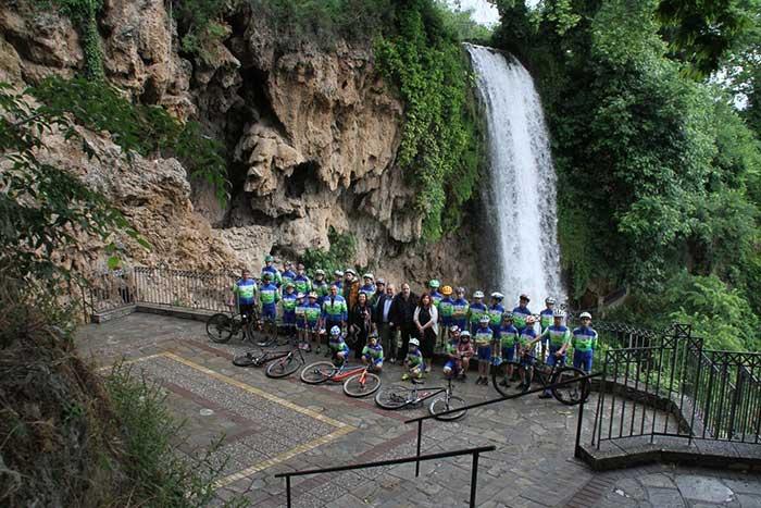 Η Έδεσσα πόλη και προορισμός, φιλικοί στο ποδήλατο