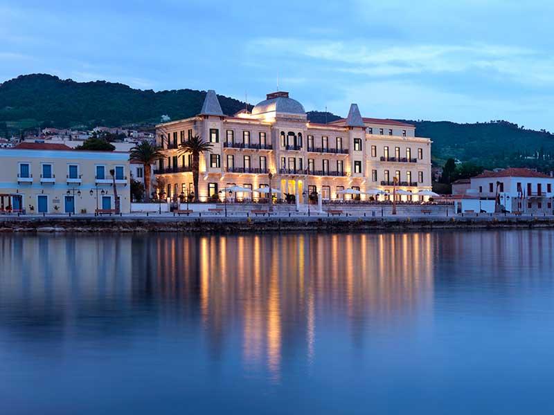 Poseidonion Grand Hotel: το ιστορικό ξενοδοχείο των Σπετσών!