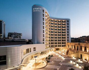 Η Hyatt ανακοινώνει το άνοιγμα του Hyatt Regency Malta