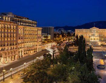 Οργανωτικές Αλλαγές στα Ξενοδοχεία ΜΕΓΑΛΗ ΒΡΕΤΑΝΝΙΑ & KING GEORGE