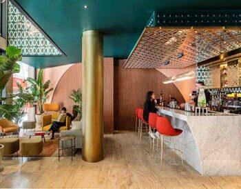 CAFÉ GOT: Η μεταφορά της γειτονιάς στο interior design