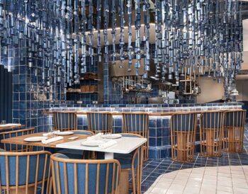 Η Masquespacio σχεδιάζει το εστιατόριο La Sa-strería στη Βαλένθια