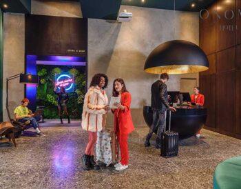 ONOMA Hotel: Άνοιξε το πρώτο smart hotel στην Ελλάδα με το όνομά σου