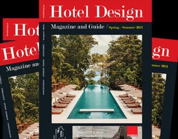 Διαβάστε το Hotel Design Magazine and Guide Spring - Summer 2021!
