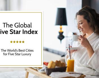 Οι 10 Πόλεις της Ευρώπης με τα οικονομικότερα ξενοδοχεία πέντε αστέρων: οι 2 είναι Ελληνικές