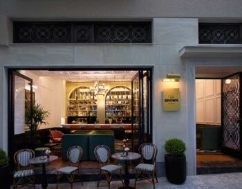 Villa Brown Ermou: To νέο εκλεπτυσμένο boutique ξενοδοχείο της Αθήνας