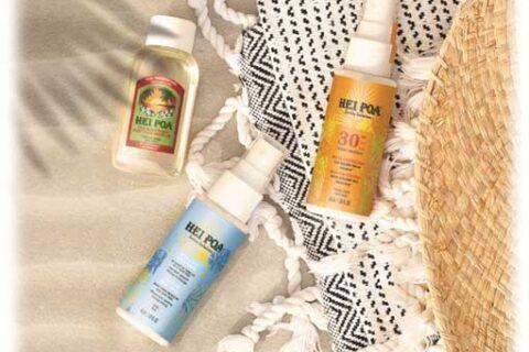 Hei Poa: Ένας φυσικός θησαυρός με εξαιρετικά οφέλη για το δέρμα και τα μαλλιά
