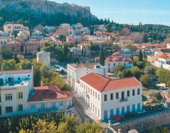 Πωλείται από τον οίκο Sotheby's το πρώτο ξενοδοχείο της Αθήνας