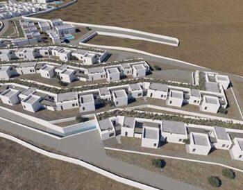 Ο όμιλοςAndronisπροχωρά στην κατασκευή κατοικιών προσωπικού για τη στέγαση των εργαζομένων του στην Σαντορίνη