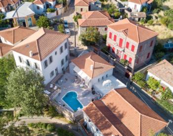 Eressian Hotel & Hammam Spa: Η βραβευμένη ξενοδοχειακή εμπειρία
